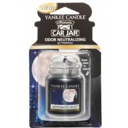 Yankee Candle Car Jar Ultimate Midsummers Night