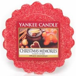 Yankee Candle Tart Christmas Memories