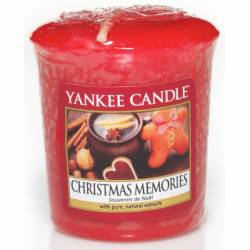 Yankee Candle Sampler Votivkerze Christmas Memories