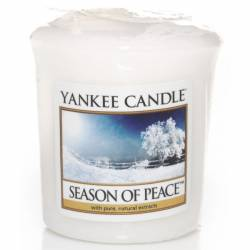 Yankee Candle Sampler Votivkerze Season of Peace
