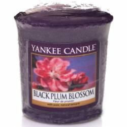 Yankee Candle Sampler Votivkerze Black Plum Blossom