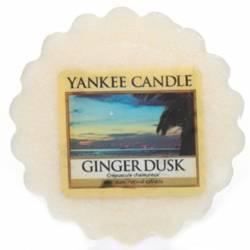 Yankee Candle Tart / Melt Ginger Dusk