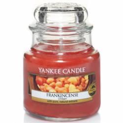 Yankee Candle Jar Glaskerze klein 104g Frankincense