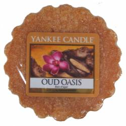 Yankee Candle Tart / Melt Oud Oasis
