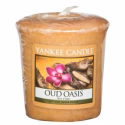 Yankee Candle Sampler Votivkerze Oud Oasis