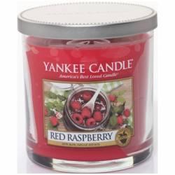 Yankee Candle 1 Docht Regular Tumbler Glaskerze klein 198g Red Raspberry