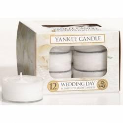 Yankee Candle Teelichter 12er Pack Wedding Day