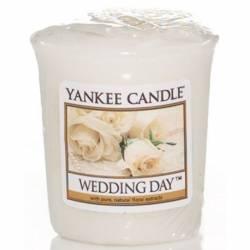 Yankee Candle Sampler Votivkerze Wedding Day