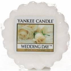 Yankee Candle Tart / Melt Wedding Day