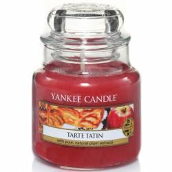 Yankee Candle Jar Glaskerze klein 104g Tarte Tatin