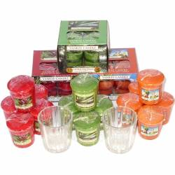 Aktions-Set Yankee Candle Tropical 53 Teile