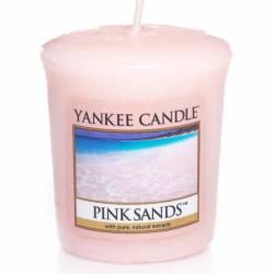 Yankee Candle Sampler Votivkerze Pink Sands