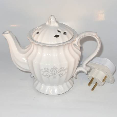 yankee candle duftlampe elektrisch teekanne teapot. Black Bedroom Furniture Sets. Home Design Ideas