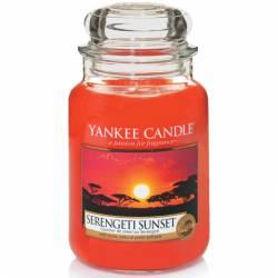 Yankee Candle Jar Glaskerze groß 623g Serengeti Sunset