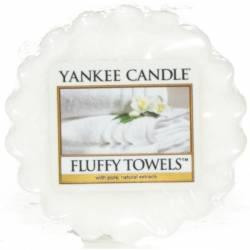 Yankee Candle Tart / Melt Fluffy Towels