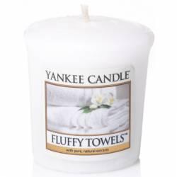 Yankee Candle Sampler Votivkerze Fluffy Towels