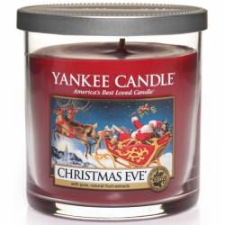 Yankee Candle 1 Docht Regular Tumbler Glaskerze klein 198g Christmas Eve