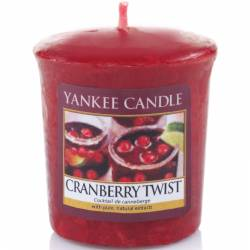 Yankee Candle Sampler Votivkerze Cranberry Twist