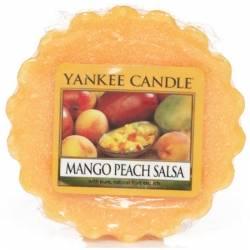 Yankee Candle Tart / Melt Mango Peach Salsa