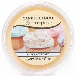 Yankee Candle Easy MeltCup Vanilla Cupcake