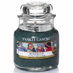 Yankee Candle Jar Glaskerze klein 104g Bundle Up