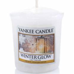 Yankee Candle Sampler Votivkerze Winter Glow