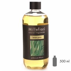 Lemon Grass Millefiori Natural Refill 500 ml