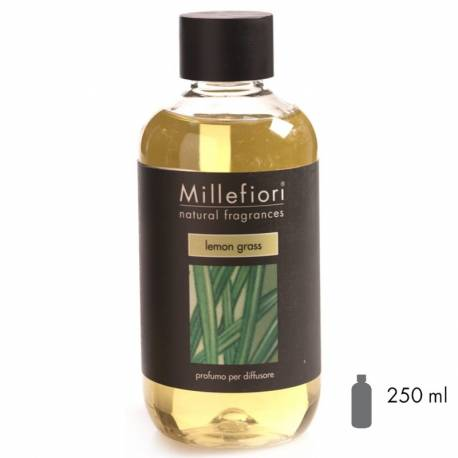 Lemon Grass Millefiori Natural Refill 250 ml