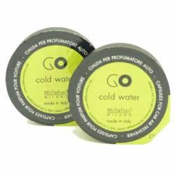 Cold Water Refill GO – Autoduft Millefiori 2er Pack