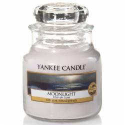 Yankee Candle Jar Glaskerze klein 104g Moonlight