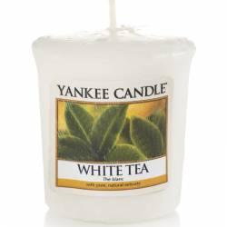 Yankee Candle Sampler Votivkerze White Tea