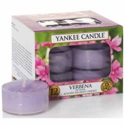 Yankee Candle Teelichter 12er Pack Verbena