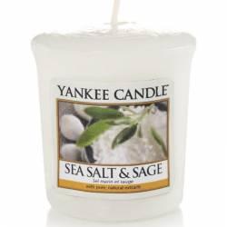 Yankee Candle Sampler Votivkerze Sea Salt & Sage