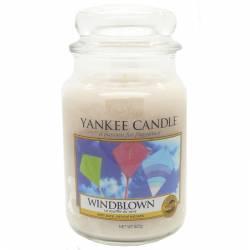 Yankee Candle Jar Glaskerze groß 623g Windblown