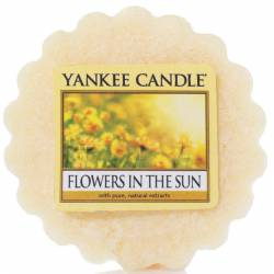 Yankee Candle Tart / Melt Flowers in the Sun