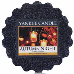 Yankee Candle Tart / Melt Autumn Night
