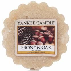 Yankee Candle Tart / Melt Ebony & Oak