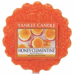 Yankee Candle Tart / Melt Honey Clementine