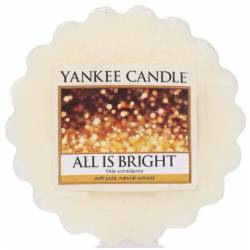 Yankee Candle Tart / Melt All is Bright