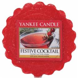 Yankee Candle Tart / Melt Festive Cocktail