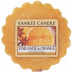Yankee Candle Tart / Melt Star Anise & Orange