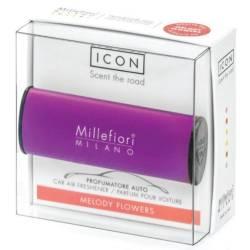 Melody Flowers – Halter Icon Classic violett - Autoduft Millefiori