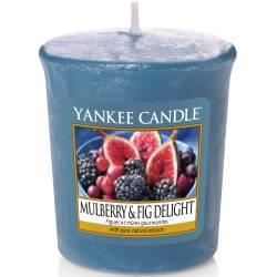 Yankee Candle Sampler Votivkerze Mulberry & Fig Delight