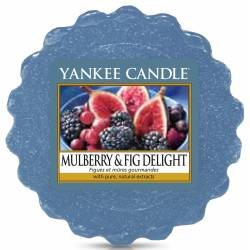 Yankee Candle Tart / Melt Mulberry & Fig Delight