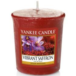 Yankee Candle Sampler Votivkerze Vibrant Saffron