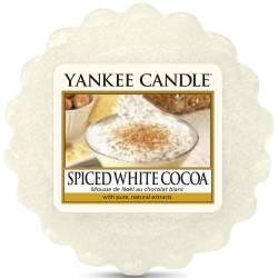 Yankee Candle Tart / Melt Spiced White Cocoa