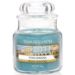 Yankee Candle Jar Glaskerze klein 104g Viva Havana