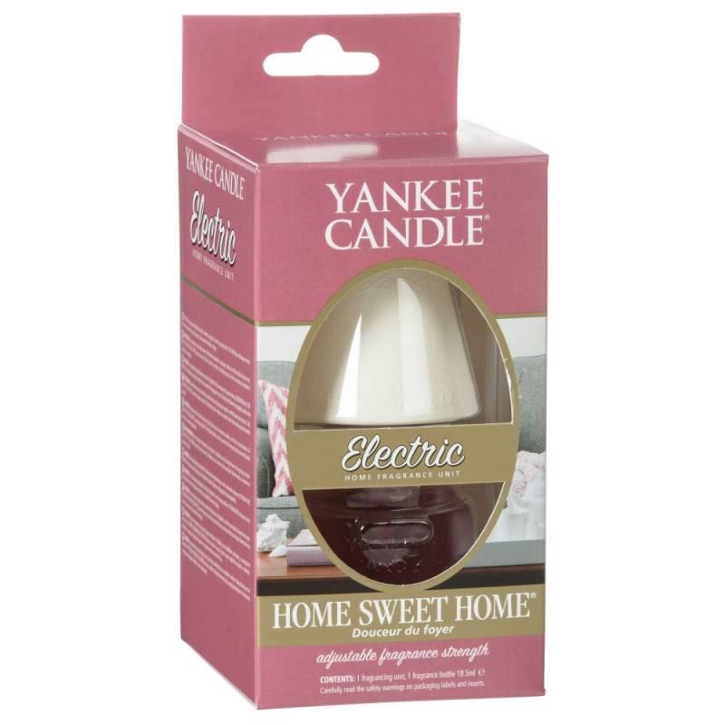 yankee candle duftstecker elektrisch basis home sweet home. Black Bedroom Furniture Sets. Home Design Ideas