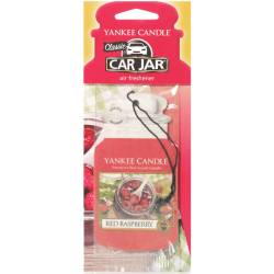 Yankee Candle Car Jar Red Raspberry