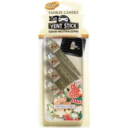Yankee Candle Vent Stick Autoduft Christmas Cookie
